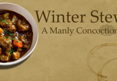 Men's Ministry hosts Winter Stew: A Manly Concoction